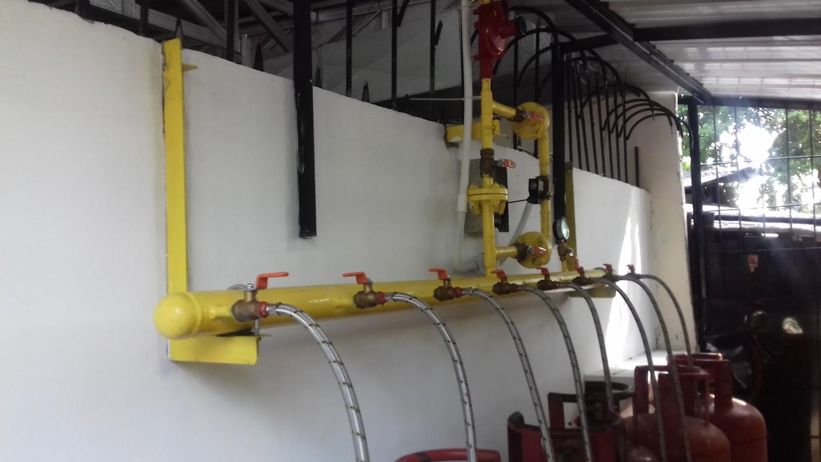 Sistem Instalasi Gas Untuk Kebutuhan Dapur Restoran
