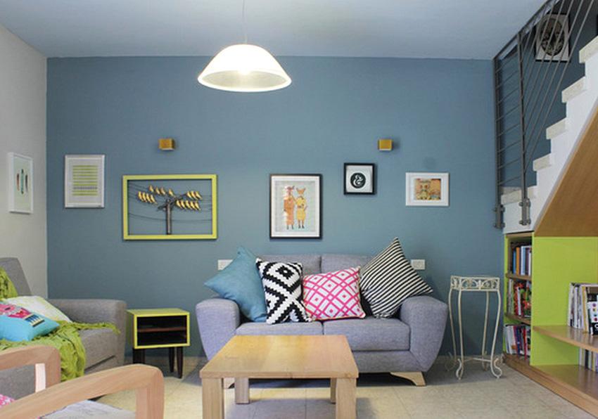 Warna Pastel Untuk Desain Rumah