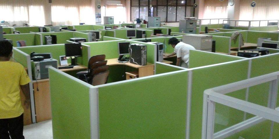Alasan Mengapa Partisi Kantor Penting Digunakan