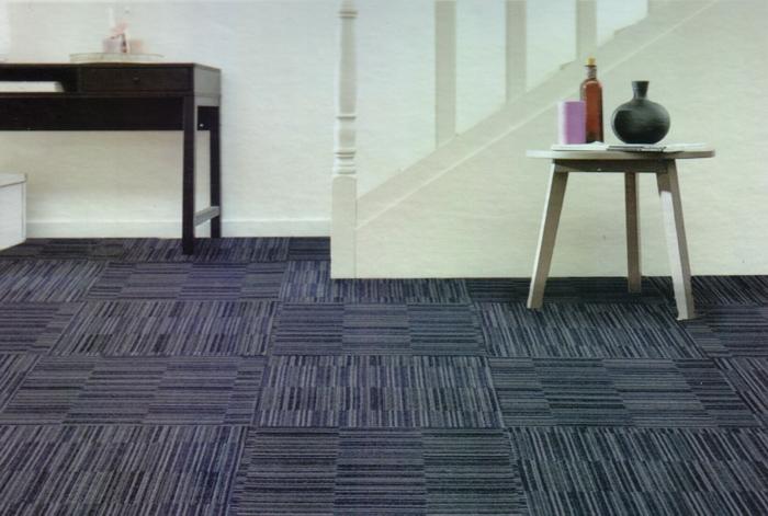 Karpet Tile Sebagai Dekorasi Ruangan